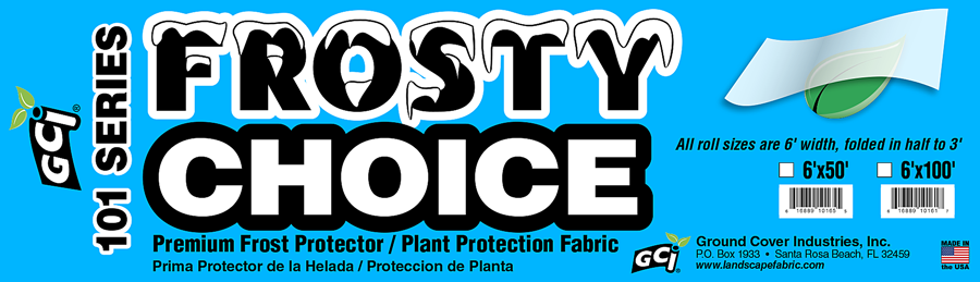 GCI 101 Series Frost CHOICE Retail Frost Protector
